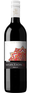 ZILZIE 'SELECTION 23' MERLOT 2019