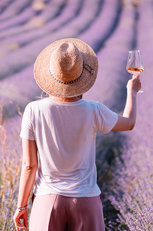 Provence - The home of Rosé