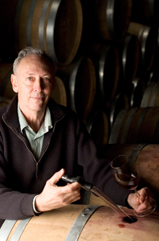 Ron Laughton winemaker